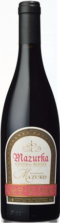 Côtes du Rhône Cuvée Mazurka Rouge 2009
